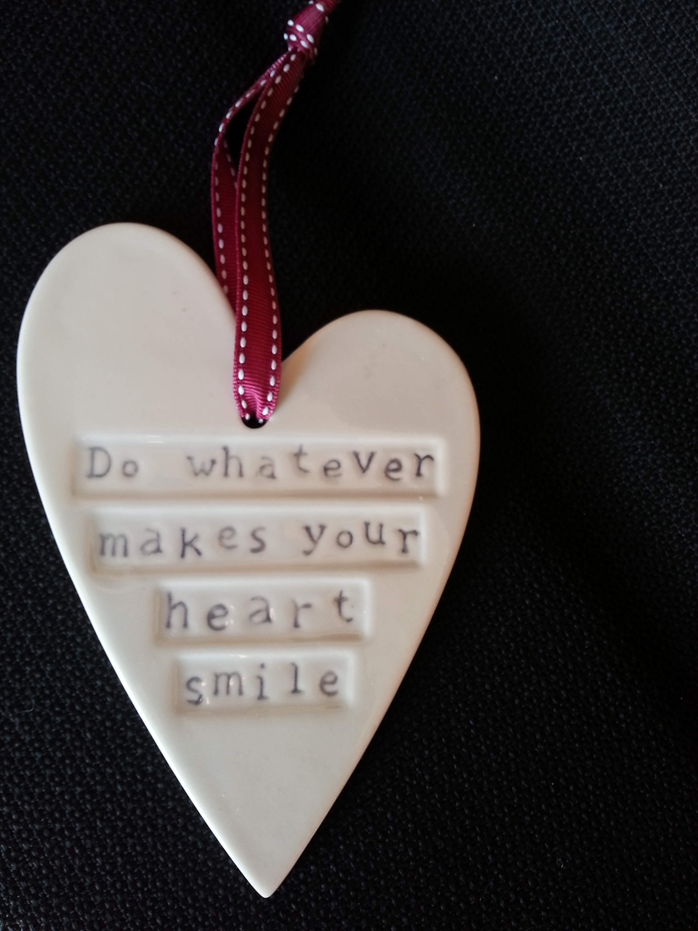 Do What Makes Your Heart Smile